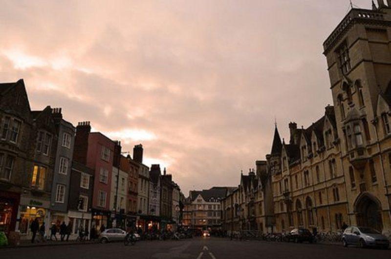 Tourist Attraction in Oxford 8