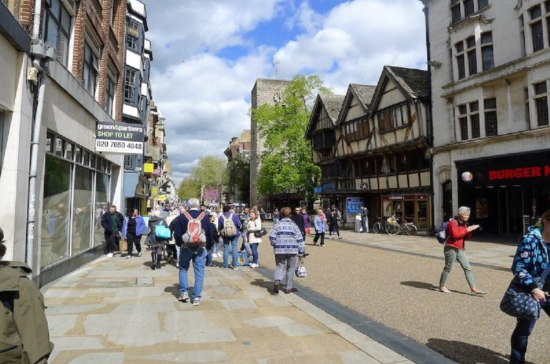 Tourist Attraction in Oxford 1